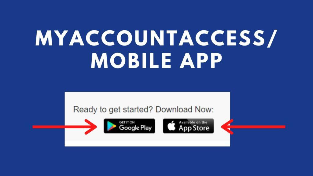 myaccountaccess/mobile app